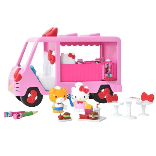 Hello Kitty Toy Food : Hello kitty food truck hellllllo cray