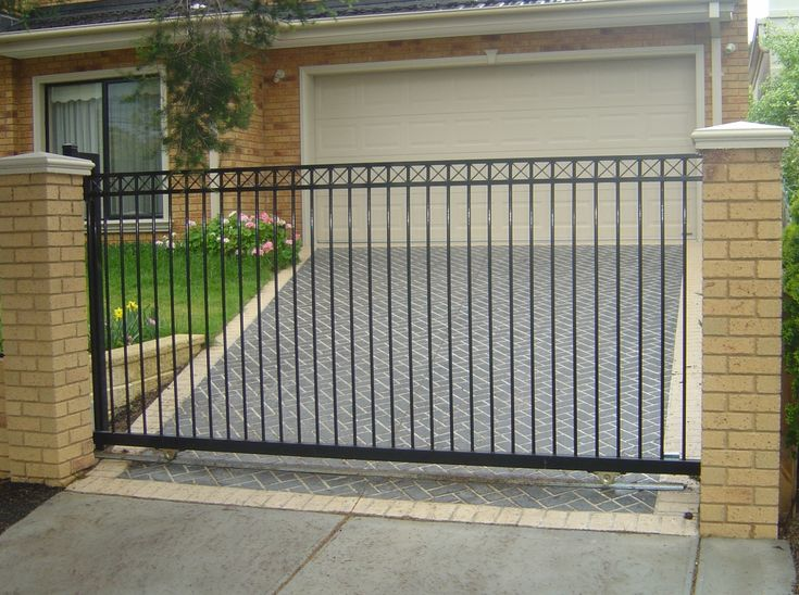 Gates Offer Style, Class And Security To Your Home. Driveway Gates, Auto Sliding  Gates, Pool Gates, Arched Gates And Security Gates Are Just Part Of The ...