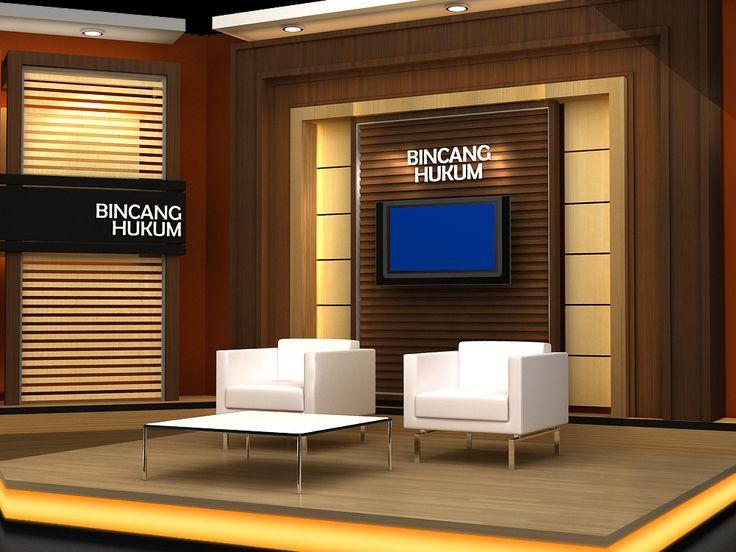 Talk Show Set Ideas