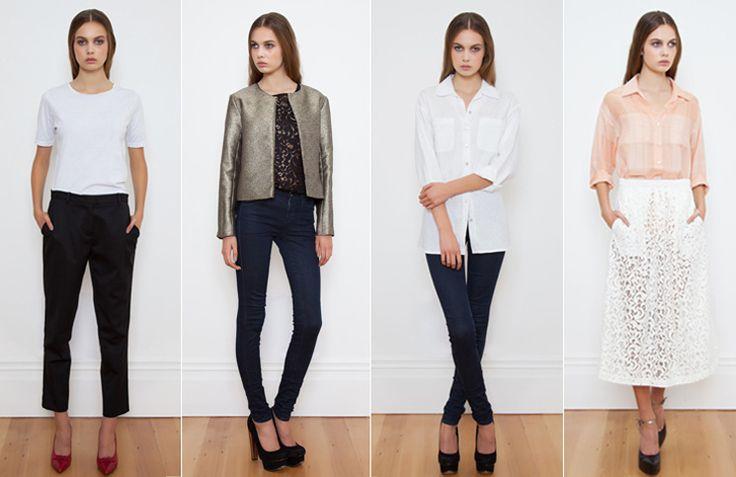 Staple + Cloth