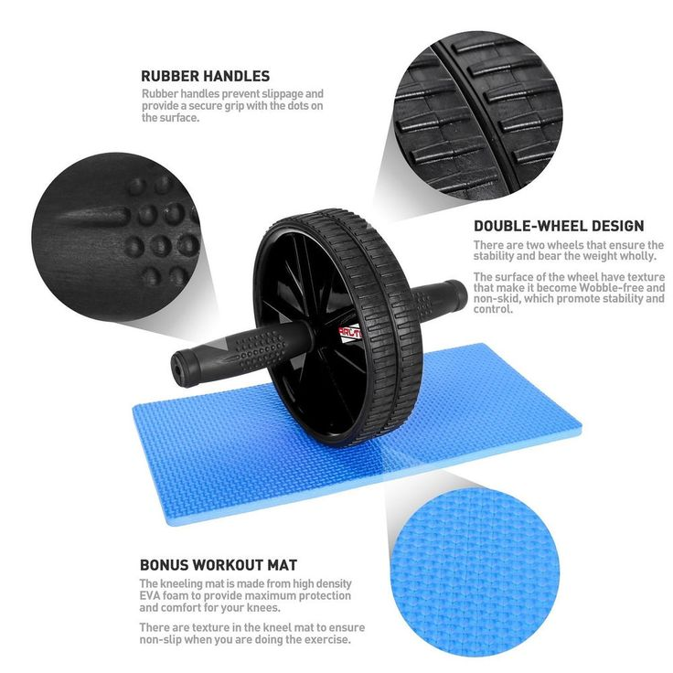 how to get abs with ab roller