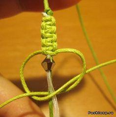 Весёлые браслеты... и, ещё кое что! / браслеты из вощеного шнура