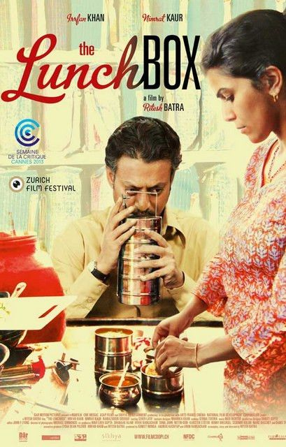 The Lunchbox Ritesh Batra Film Poster 11x17