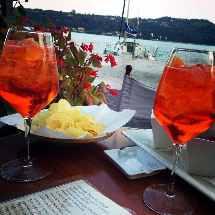 Salo Gardasee Lake Garda Summer holiday in Italy Italien Travelblog