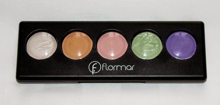 Makeup and Beauty Mayhem : REVIEW: FLORMAR CAMOUFLAGE PALETTE CONCEALER