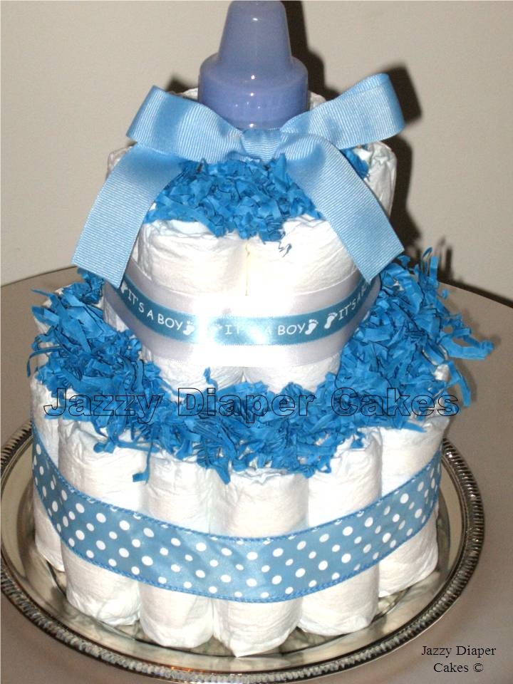 it 39 s a boy diaper cake a great gift for any