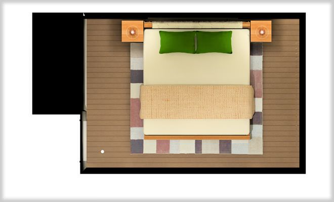 これしかない 6畳寝室にダブルベットをレイアウトする3つの方法 寝室のインテリアコーディネート 寝室 レイアウト レイアウト 6畳 レイアウト