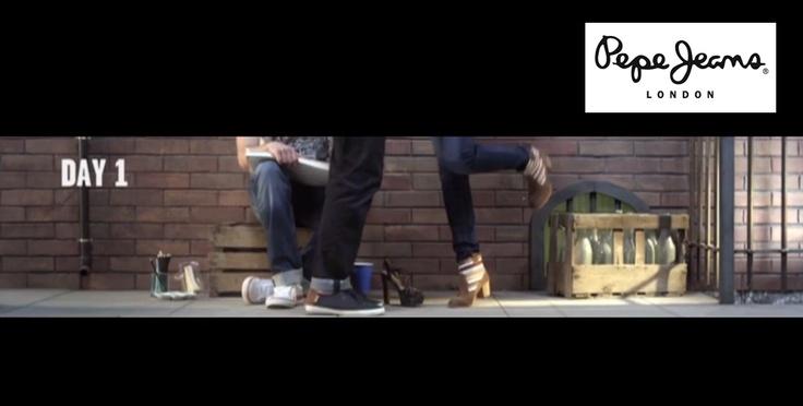 PEPE JEANS LONDON – LOVE AT FIRST SIGHT    Campaña de primavera-verano de Pepe Jeans Shoes para la que he realizado toda la producción sonora y compuesto el tema final.    Realizador: Álex Rodríguez  Productora: Welldone  Agencia: Doubleyou
