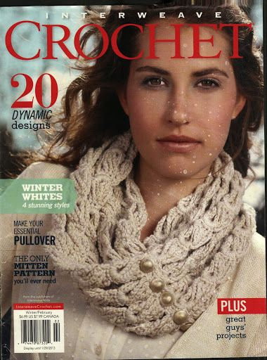 Interweave Crochet 2013 Winter - Jimali McKinnon - Álbuns da web do Picasa