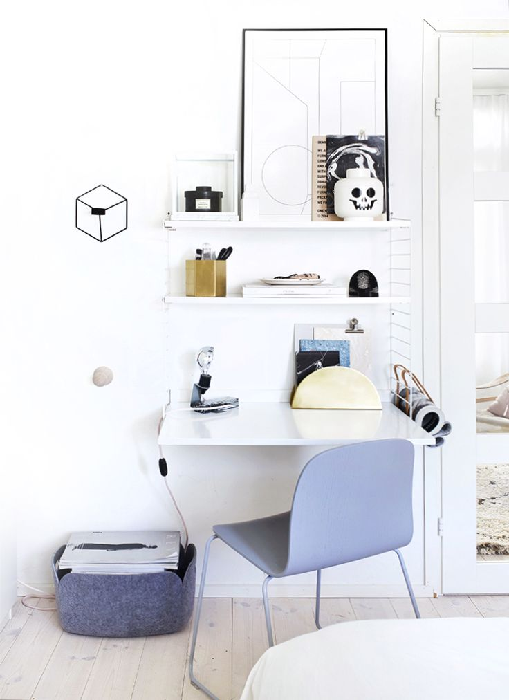Muuto #ideasdecoración #despacho #decoración #nórdica #escandinavo
