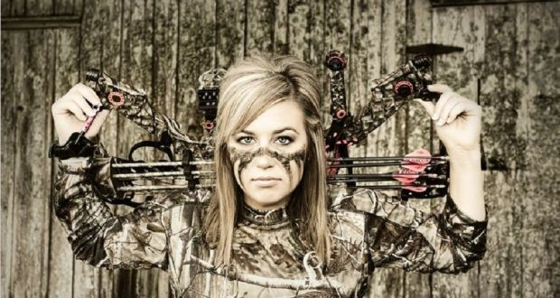 10 Cool Ways to Wear Camo Face Paint [PICS] - Wide Open Spaces
