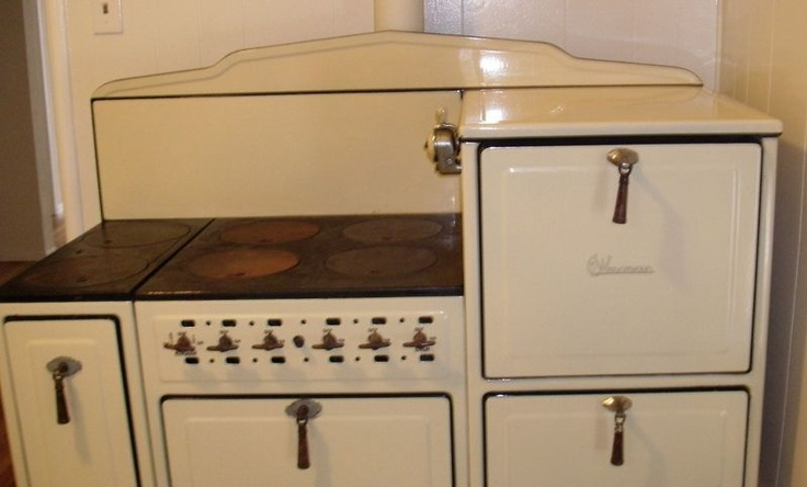 Vintage Electric Stove >> Pin on Kitchen