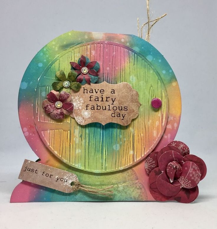 Created by Maxcine Etherington using Craftwork Cards Fairyland Collection