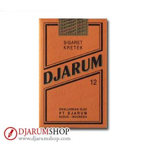 The taste of excellence. Djarum Coklat is made using only mature tobacco, top grade Srintil tobacco and tree-matured cloves.