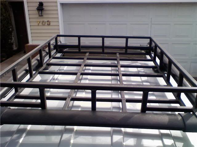 roof rack for nissan exterra | FS: Custom Roof Rack/ Roof Basket - Nissan Xterra Forum: Xterra Forums