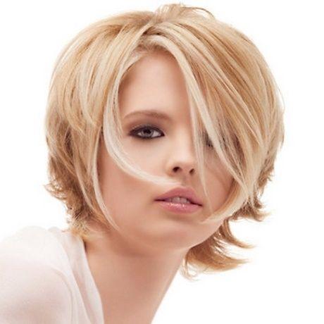 Kurzhaarfrisuren für dünnes haar und rundes gesicht