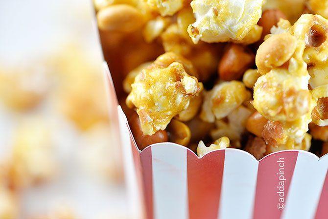Homemade Cracker Jacks Popcorn - Gluten Free, Popcorn, Snacks ...