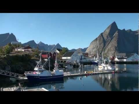 Lofoten Norwegen - in HD - YouTube