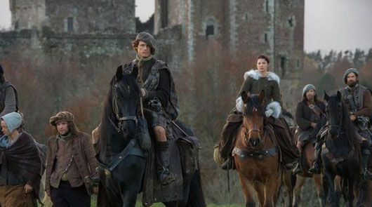 Outlander Tour of TV Locations | Edinburgh & Glasgow | Brit Movie Tours