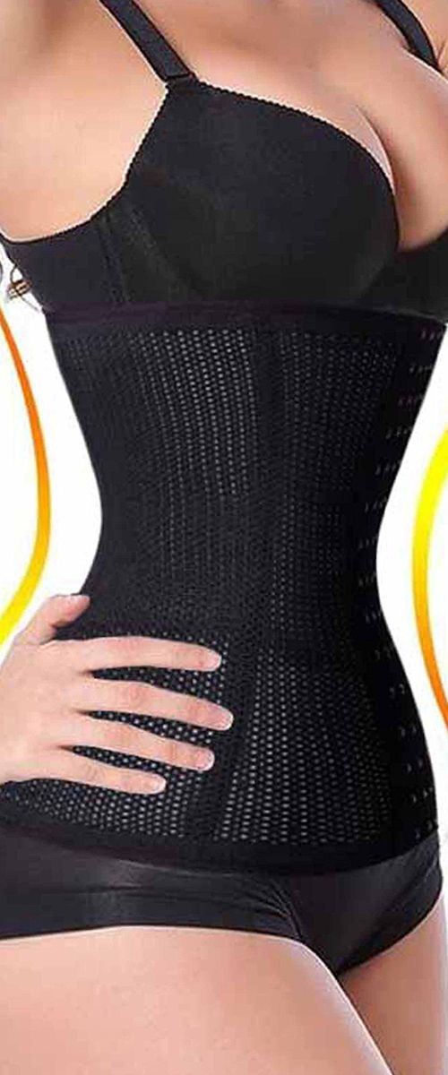 The latest waist trainer trend is popular for a reason... it works! Made from high quality materials and inlaid with spiral steel bones, this front runner to our 2017 waist trainer collection is now available at Truedats.com! Best of all? Save 20% off using coupon code PIN20!