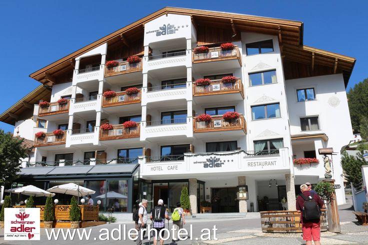 Das Aktiv Hotel Schwarzer Adler in Nauders
