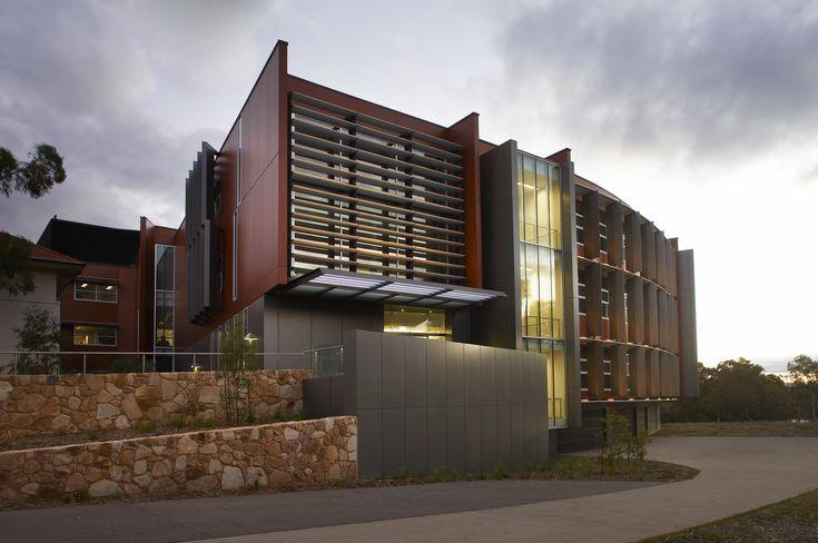 Australian National University - ANZSOG / NSC Building.