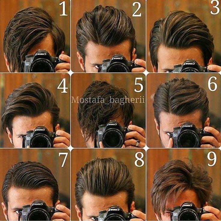 Nine styles.
