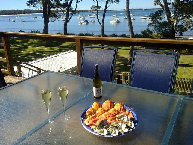 Sleeps 12. Great place, great location. Carinya on the Beach | Jervis Bay, NSW | Accommodation