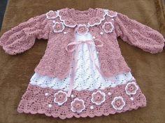 Crochet For Children: Kids Crochet Dress - Free Diagrams