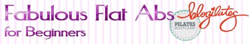 Fabulous Flat Abs GIFs from Pilates Bootcamp!