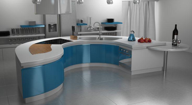 arq - cocina