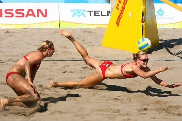 Mala Noticia: A partir de Londres 2012 el bikini no será uniforme obligatorio para el voleibol de playa femenil