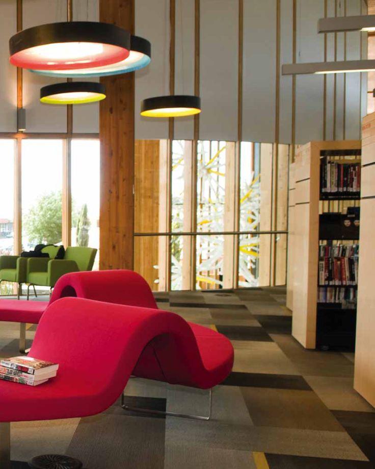 Melton Library & community hub - Segis furniture