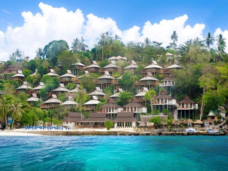 Koh Phi Phi Phi Phi The Beach Resort Thailand, Asia Phi Phi The Beach Resort is conveniently located in the popular Long Beach area. Both business travelers and tourists can enjoy the hotel's facilities and services. Take advantage of the hotel's Wi-Fi in public areas, room service, business center, restaurant, tours. Each guestroom is elegantly furnished and equipped with handy amenities. Recuperate from a full day of sightseeing in the comfort of your room or take advantage ...