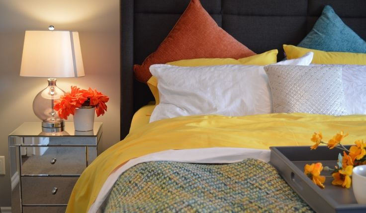 A new sheet set might be exactly what you need to get a great night's sleep.