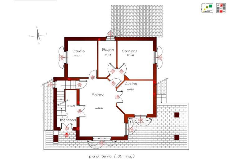 Villa Acanto - Piano Terra