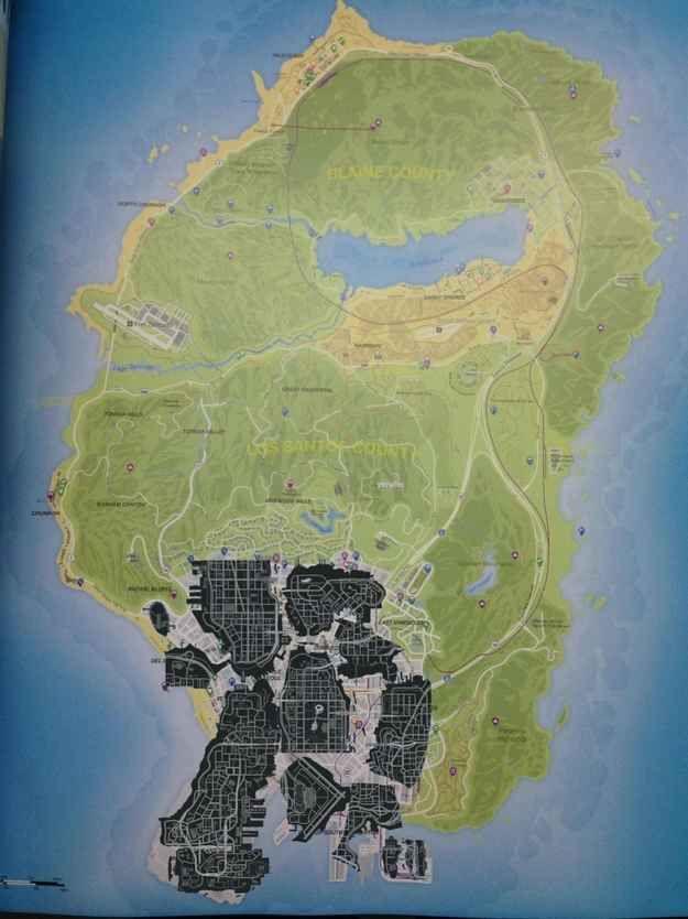 gta 5 map size - People.davidjoel.co