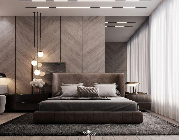 Modern Reception & Dining Room on Behance | Luxurious ...
