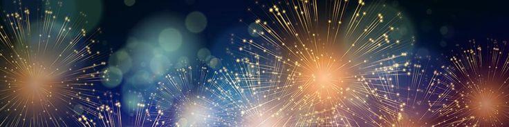 Victoria Day fireworks -- Hamilton