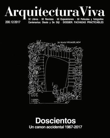 ARQUITECTURA VIVA nº 200 (decembro 2017)