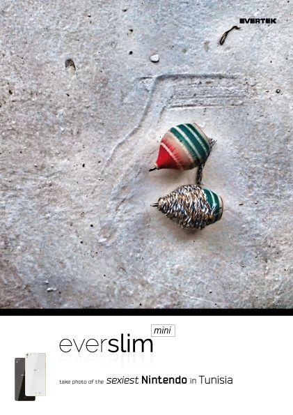The sexiest Nintendo in Tunisia by EverSlim Mini