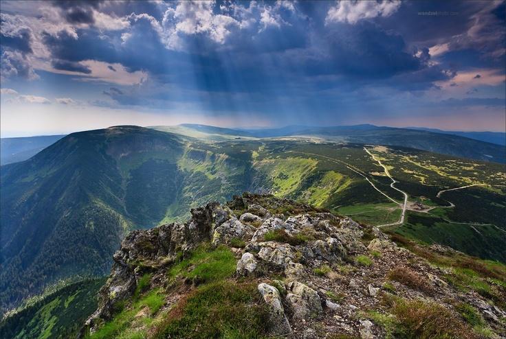 Karkonosze National Park,Poland