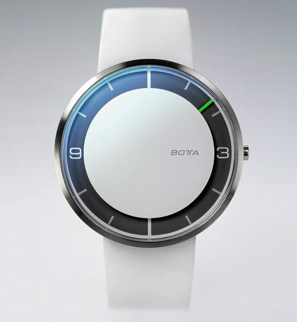 Nova Watch by Botta-Design. Click for more details on how to win. #watch #giveaway #YankoDesign