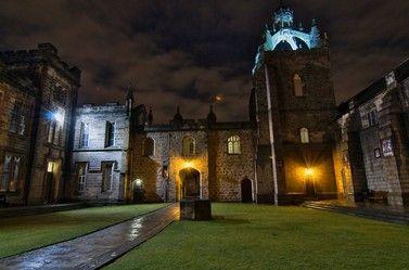 Aberdeen top things to do - Aberdeen University - Copyright Mickael Minarie