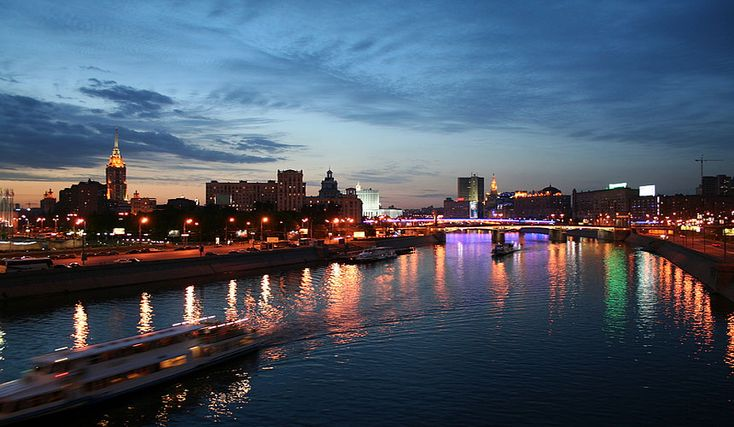 Moscow - Create your free personal page - Try Now and get started!