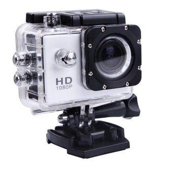 Belanja Kogan Action Camera 1080p - 12MP LT version - Putih Indonesia Murah - Belanja Kamera Video Aksi di Lazada. FREE ONGKIR & Bisa COD.