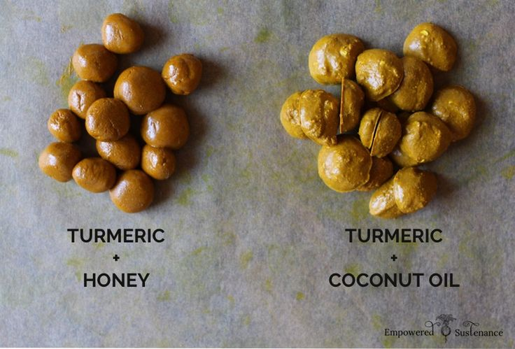 Turmeric bombs: an anti-inflammatory turmeric supplement