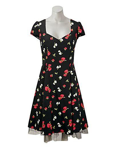 Joe Browns Cherrilicious 50's Dress
