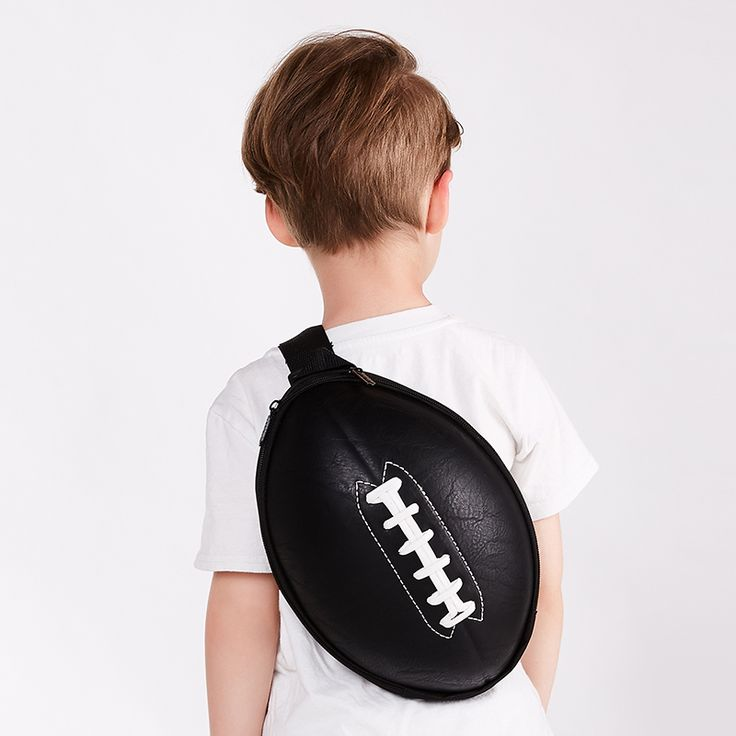 Football backpack. The perfect gift for kids