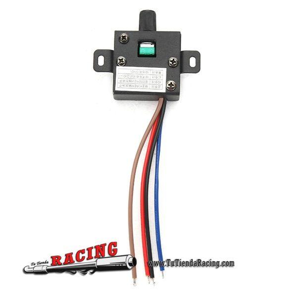 17,12€ - ENVÍO SIEMPRE GRATUITO - Delayer Retrasador de Tiempo para Equipo de Audio Coche 1-17 Segundos Ajustable - TUTIENDARACING